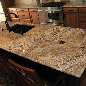 Custom Countertop Cuts